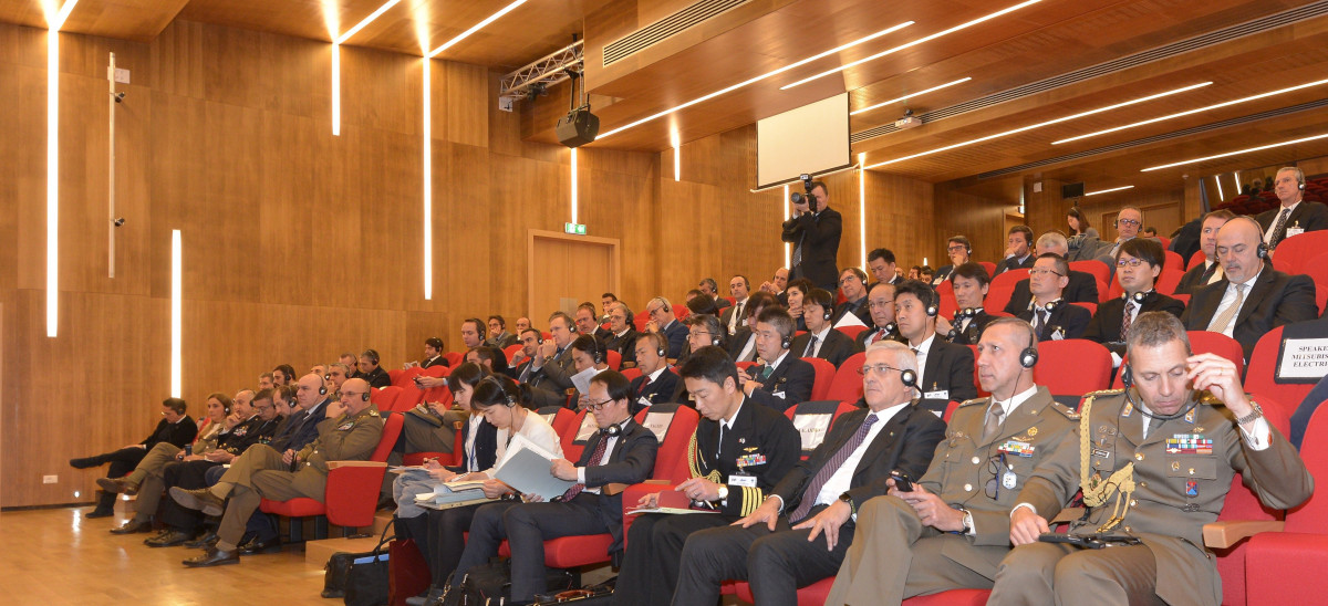 Italy-Japan Defense Industry Forum