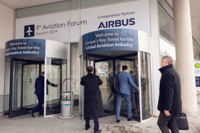 OMA attended the 9th Aviation Forum in Munich