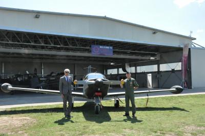 Consegnato il primo T-260B revisionato