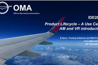 OMA Additive Manufacturing and Virtual Reality